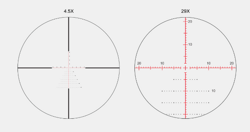APRS FFP IR MIL RETICLE