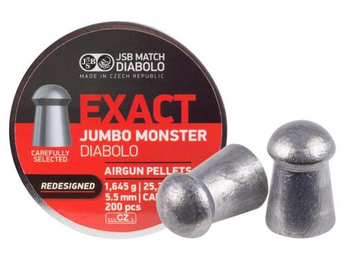 JSB Jumbo Monster Redesigned .22 | 25.39 gr | 200 pcs *(PRE-ORDER)*