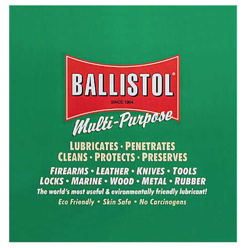 Ballistol Lube, Aerosol Spray, 6 oz.