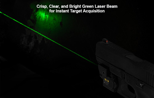 UTG Compact Ambidextrous Green Laser