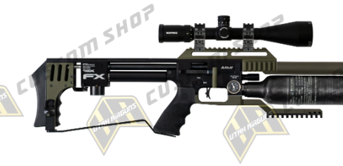 Saber Tactical - FX Impact Bag Rider