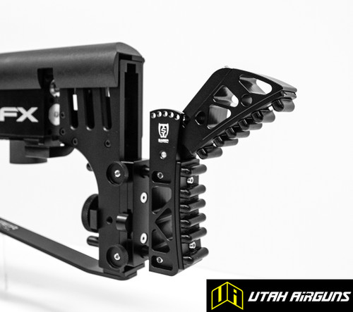 Saber Tactical Adjustable FX Impact Buttstock