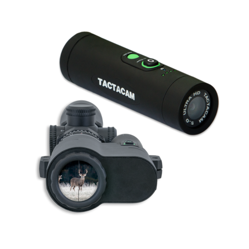 Tactacam 5.0 Long Range Shooters Package