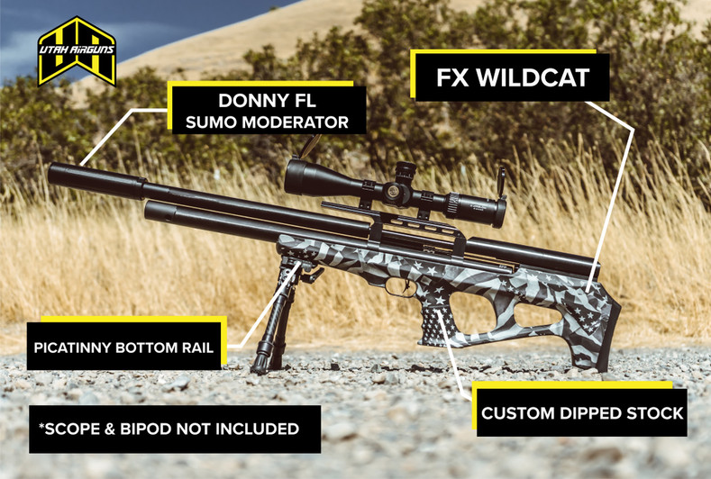 Fx Wildcat The Patriot Utah Airguns