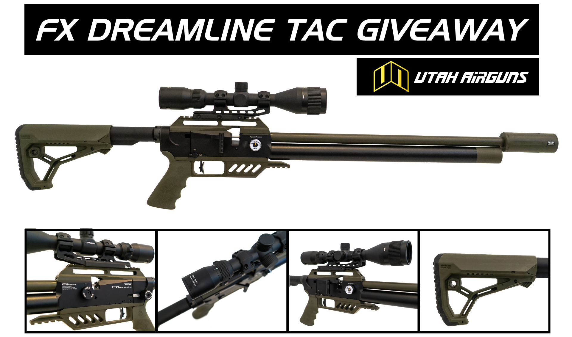 Fx Airguns Dreamline