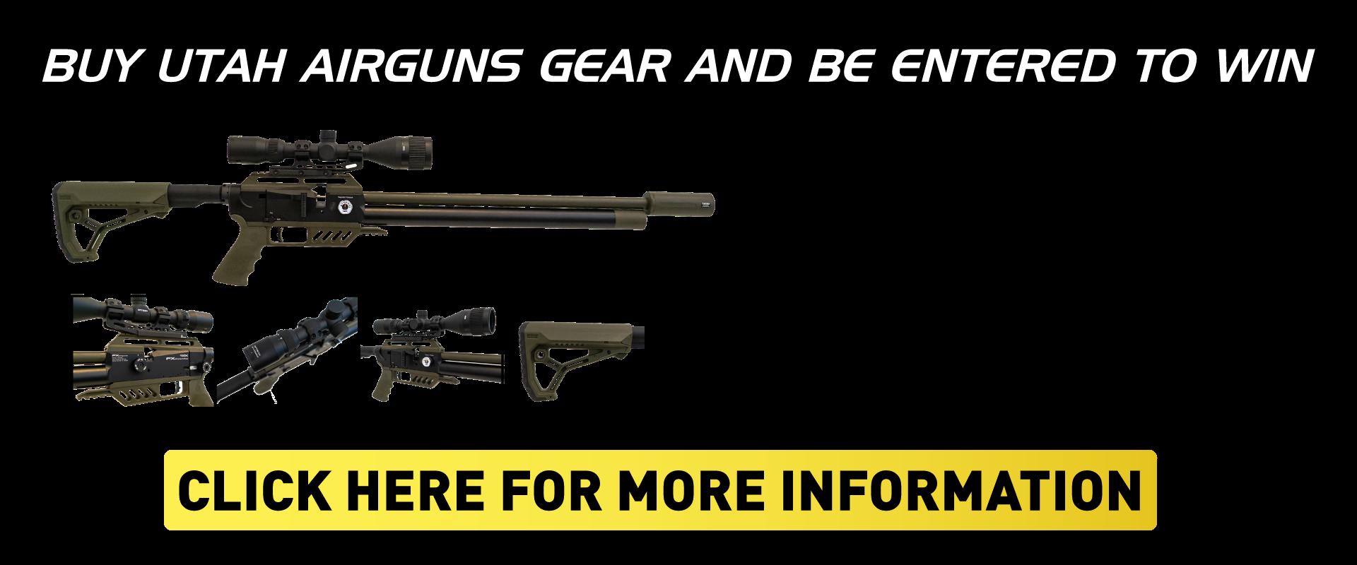 Accessories - Utah Airgun Apparel & Gear - Utah Airguns