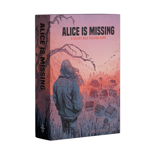 Alice is Missing 3D Box