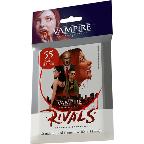 Vampire: The Masquerade Rivals Expandable Card Game Library Sleeves