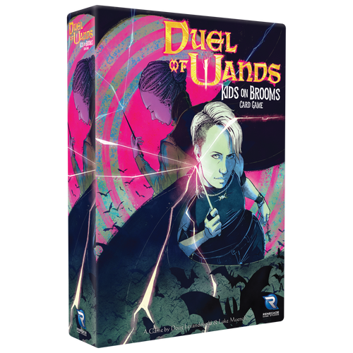 Duel of Wands 3D Box