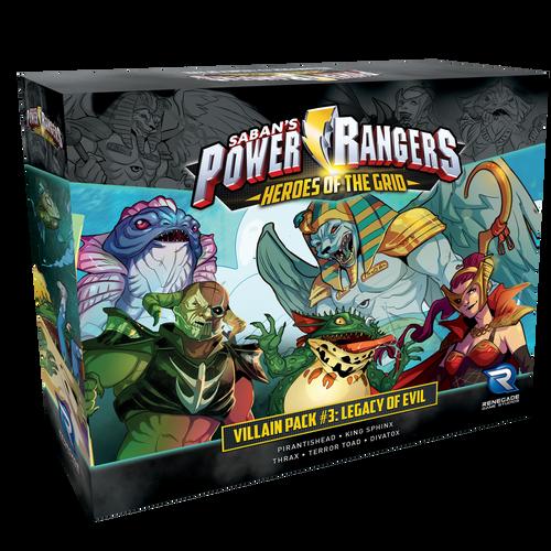 Villain Pack 3 Box