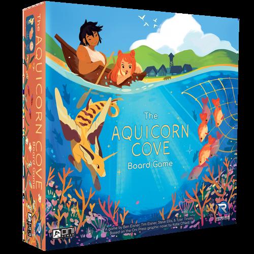 Aquicorn 3D Box