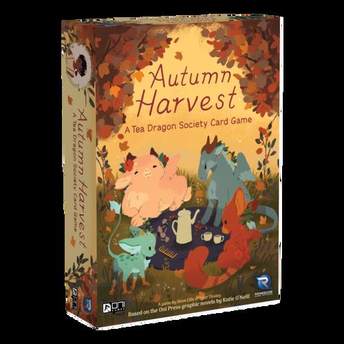 Autumn Harvest 3D Box