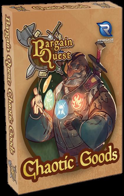 Bargain Quest Chaotic Goods Expansion
