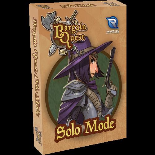 Bargain Quest Solo Mode Expansion 3d