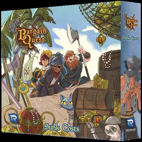 Bargain Quest: Sunk Costs 3d