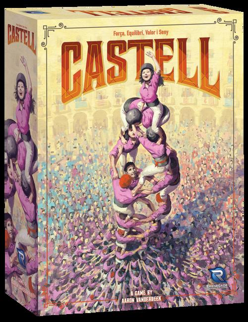Castell 3d box