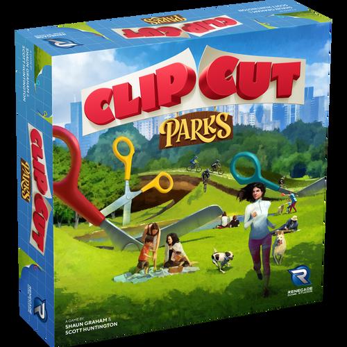 ClipCut Parks 3d