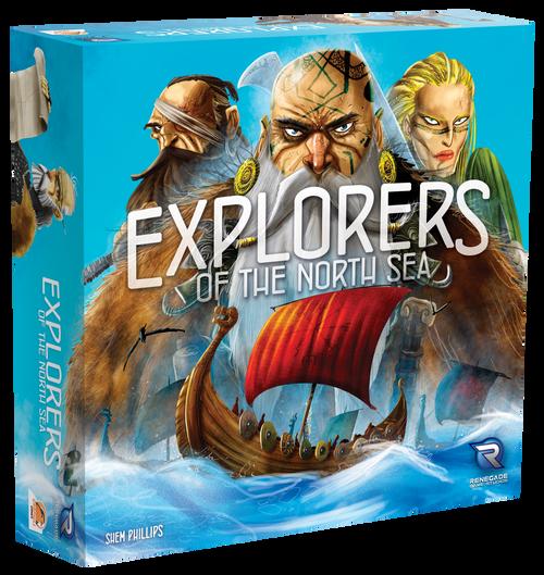 Explorers of the North Sea 3d