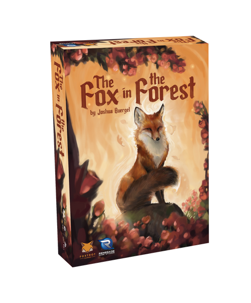 Fox in the Forest 3d