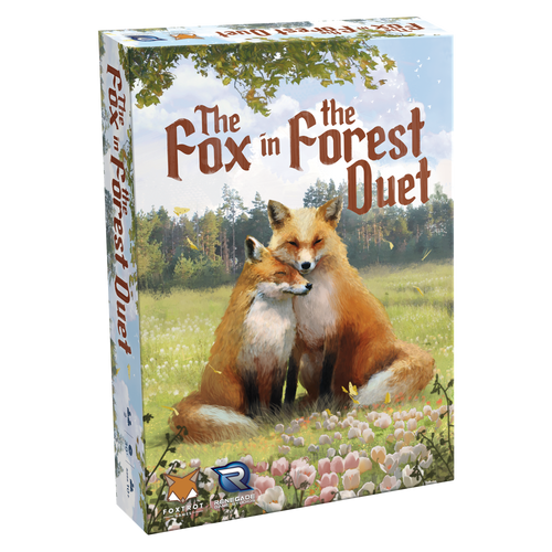 Fox in the Forest Duet 3d