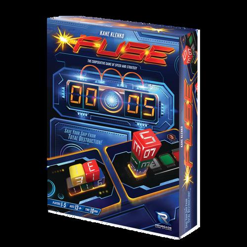 FUSE 3d box