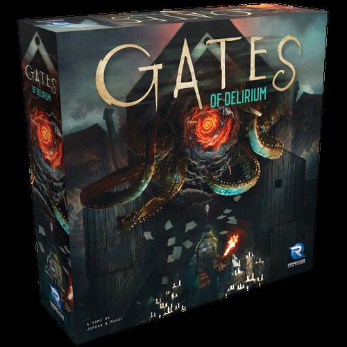 Gates of Delirium 3d box