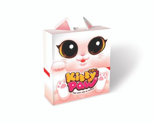 Kitty Paw 3d box