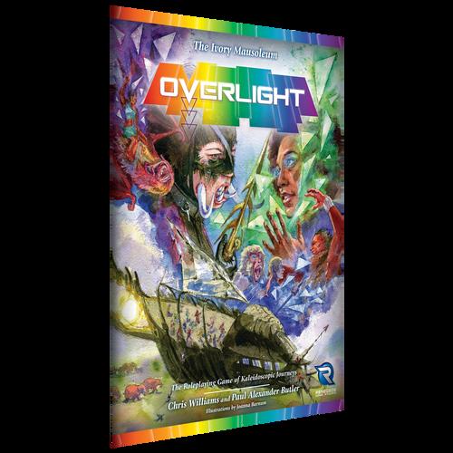Overlight Adventure #1 Ivory Mausoleum 3d