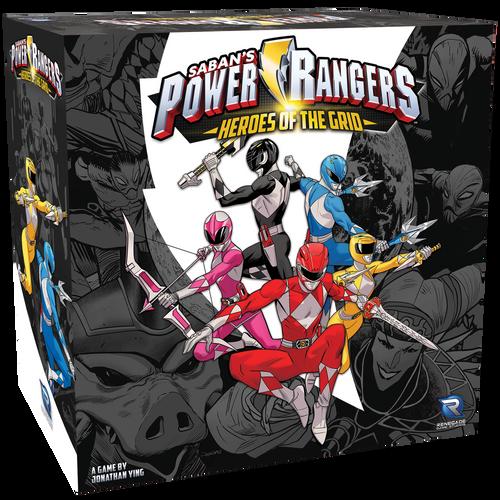 Power Rangers: Heroes of the Grid 3d