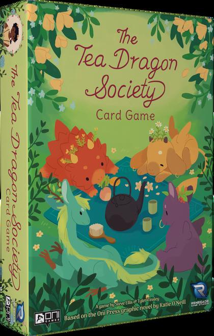 Tea Dragon Society 3d box