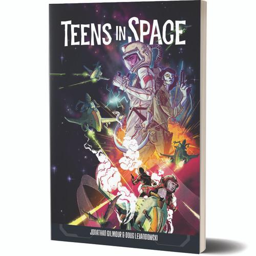 Teens in Space 3d