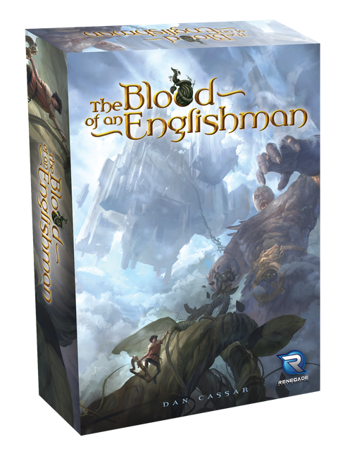 The Blood of An Englishman 3d box