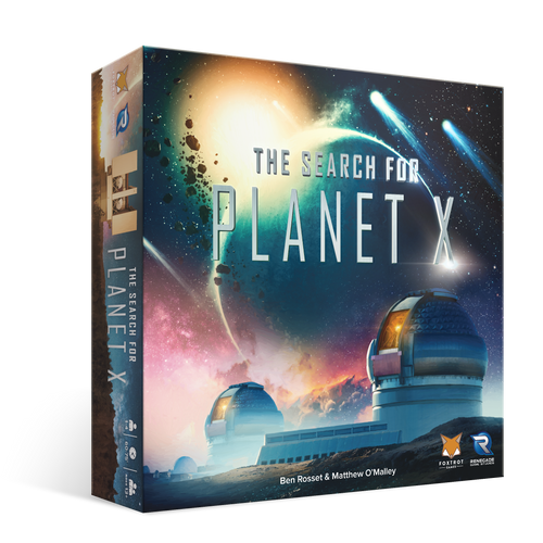 The Search For Planet X 3d box