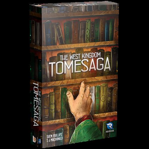 West Kingdom Tomesaga 3d box