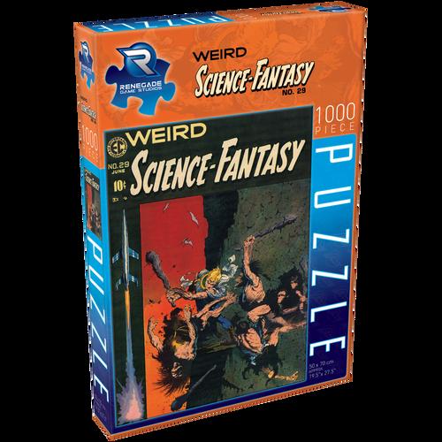 Jigsaw Puzzle EC Comics Weird Science-Fantasy No. 29