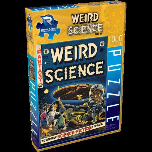Jigsaw Puzzle EC Comics Weird Science No. 16