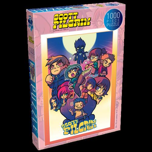 Scott Pilgrim Puzzles #3 - Movie-Style Poster Pre-Order