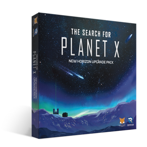 Search for Planet X New Horizon Upgrade Pack- Renegade Exclusive!
