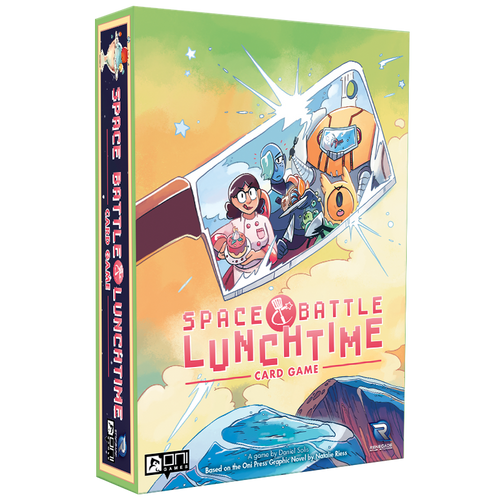 Space Battle Lunchtime Convention Exclusive!