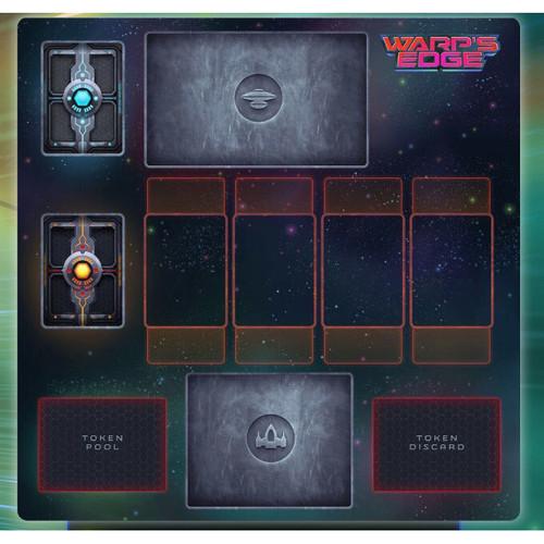 Warp's Edge Playmat