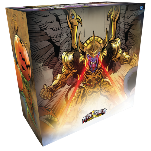 Power Rangers: Kickstarter Exclusive Deluxe Box - Reprint arriving this summer
