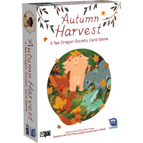 Autumn Harvest - A Tea Dragon Society Card Game Convention Exclusive