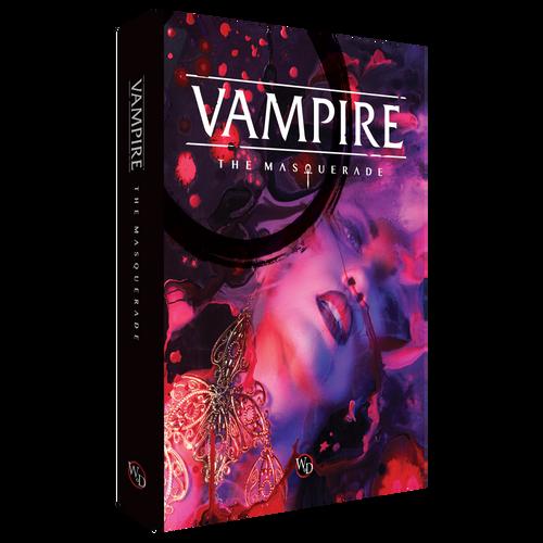 Vampire: The Masquerade 5th Ed Core Rulebook - Roll20