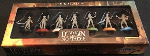 Dead Men Tell No Tales Miniatures Set