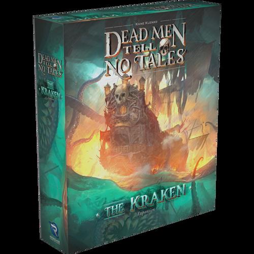 Dead Men Tell No Tales Kraken Expansion