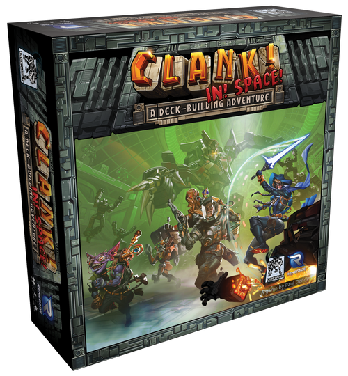Clank! In! Space! Reprint Pre-Order