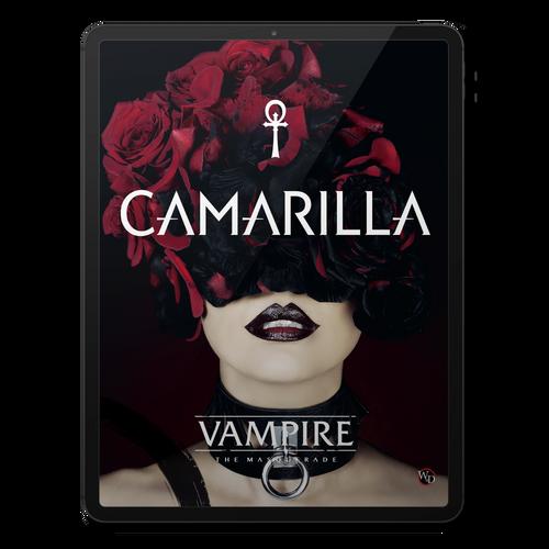 PDF Vampire: The Masquerade Camarilla