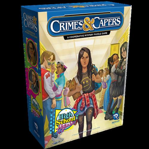 Crimes & Capers High School Hijinks Digital Content Download (requires base game)