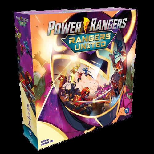 Power Rangers: Heroes of the Grid Rangers United Pre-Order