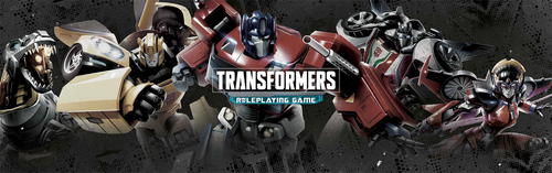 Transformers Roleplaying Game A Beacon of Hope Adventure & GM Screen Pre-Order